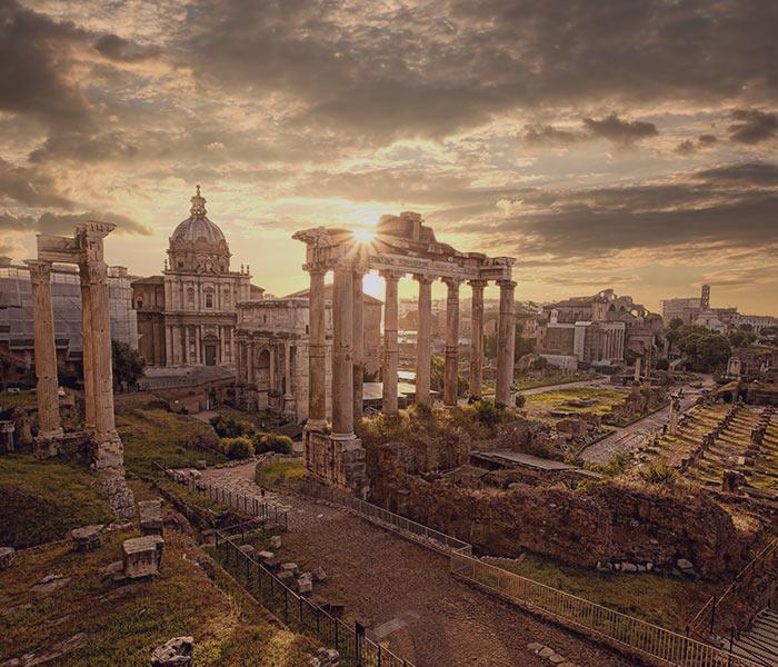 luxo roma citta