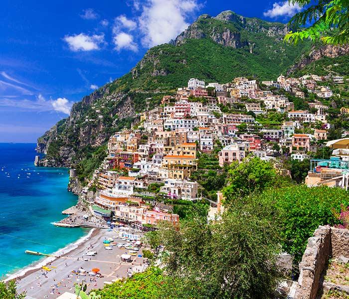 luxo campania amalfi coast