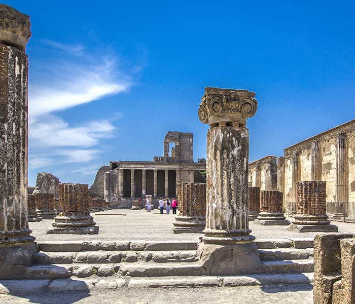 luxo campania pompei