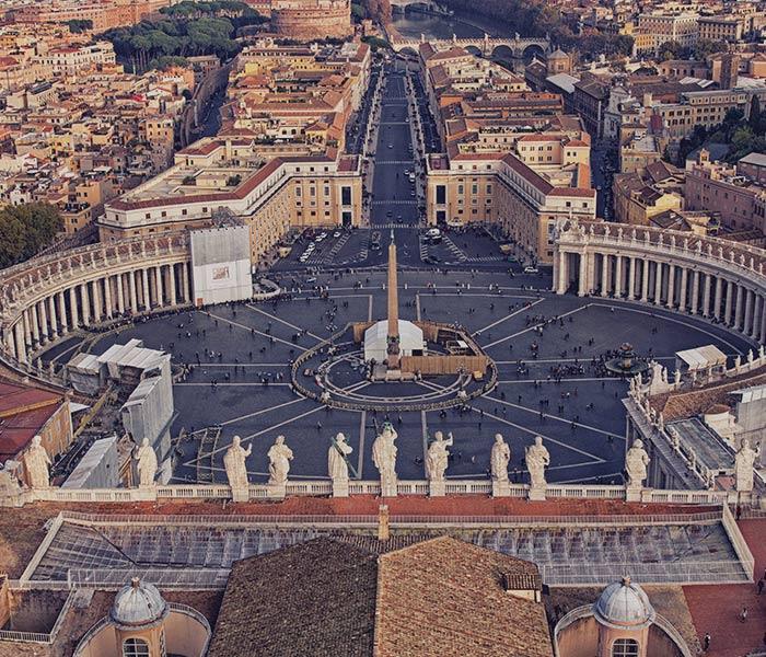 luxo lazio vaticano