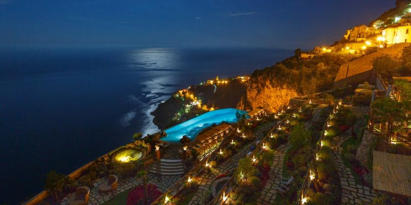 Amalfi Coast Wedding Venue