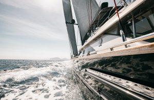 Yacht travel amalfi